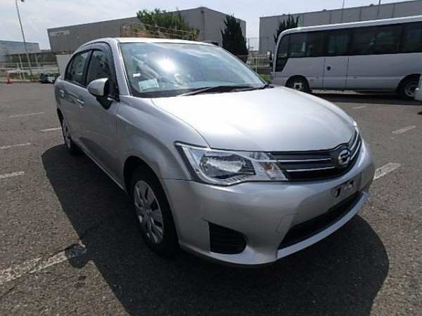 Toyota Axio 2015 Jamaica Used Cars For Sale Kingston Used Car For